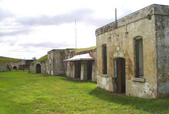 Buildings At Fort Lytton