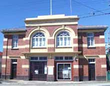 Former Wynnum Ambulance Centre