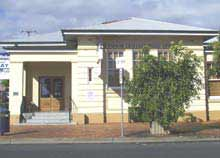 Former Wynnum Central Post Office