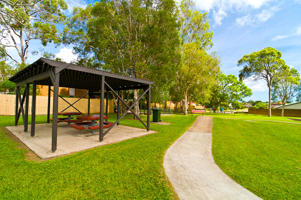 Amberjack Street Park - Manly West